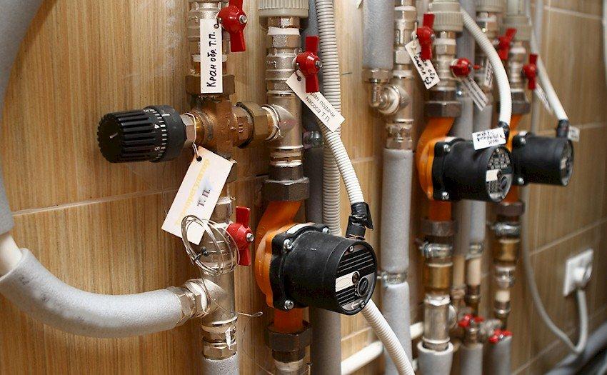 Герметик для труб отопления: какой уплотнитель выбрать?